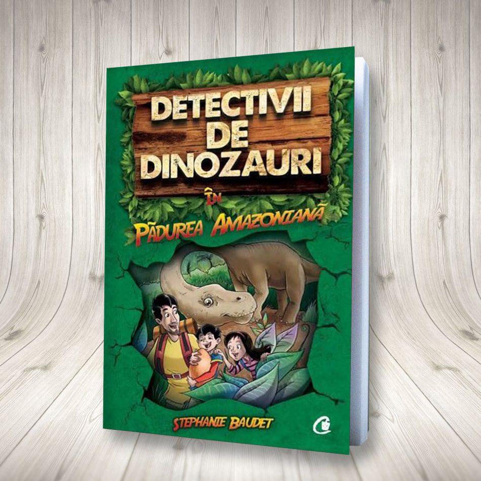 Detectivii De Dinozauri în Pădurea Amazoniană