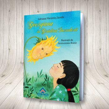 Georgiana în Grădina Încrederii | Daliana și Floarea Stimei-de-Sine