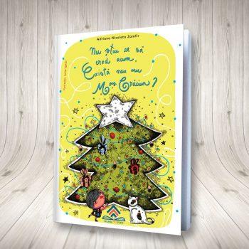Nu știu Ce Să Cred Acum, Există Sau Nu Moș Crăciun? | De Crăciun Eu Vreau Să Fiu Cu Îngerașul Auriu