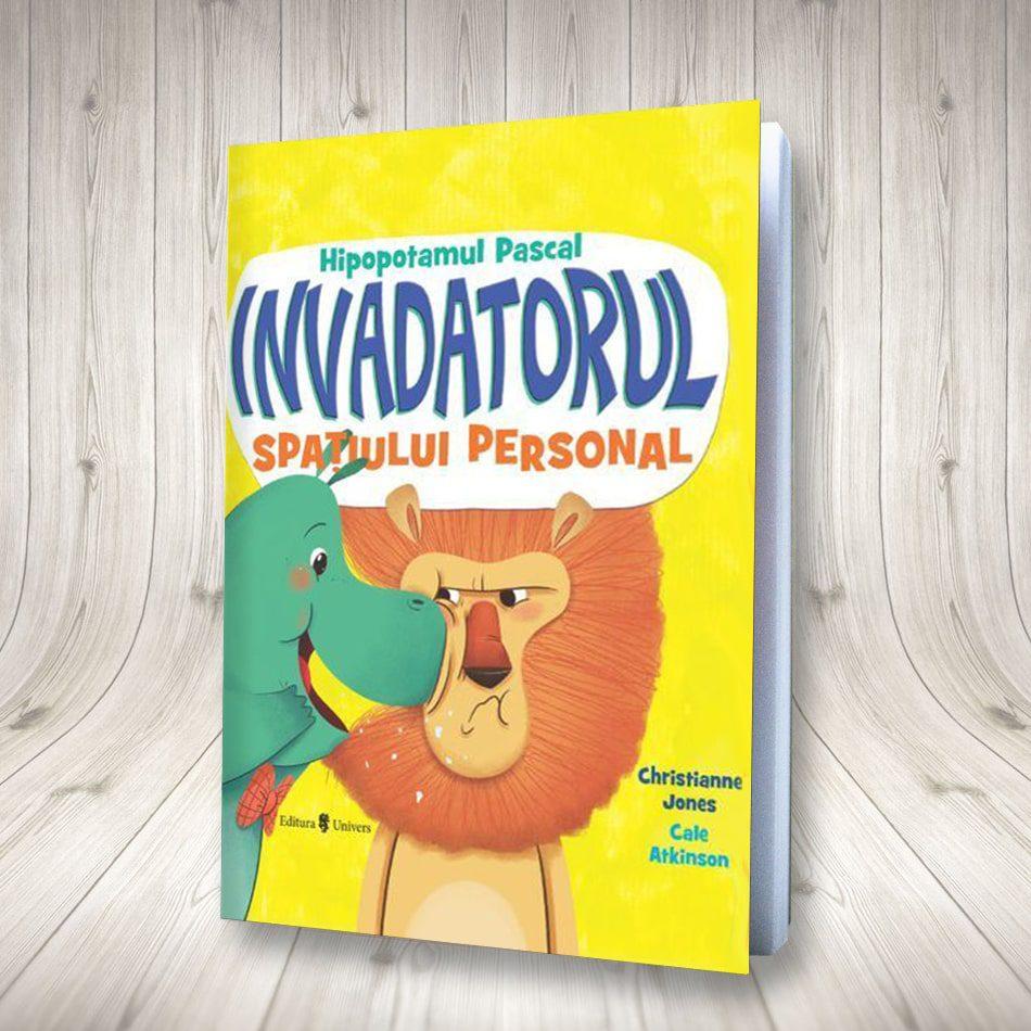 Hipopotamul Pascal, Invadatorul Spațiului Personal