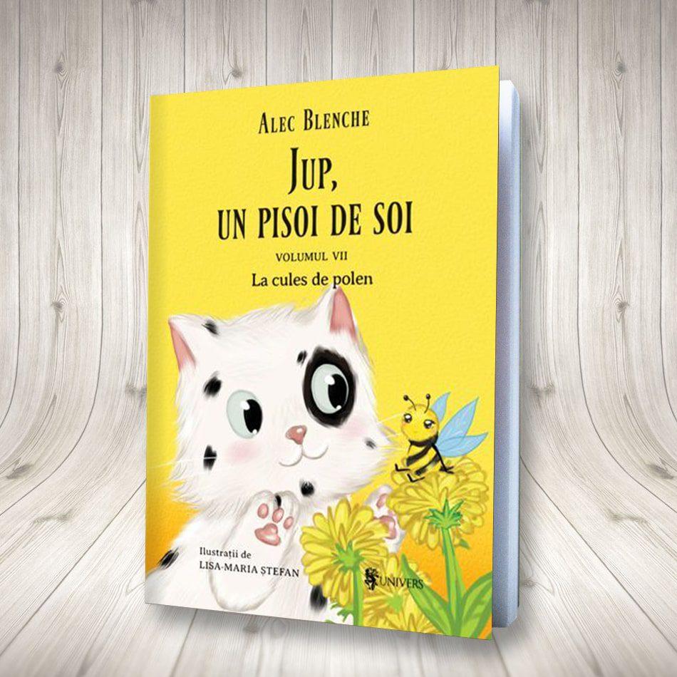 Jup, Un Pisoi De Soi – Vol. 7