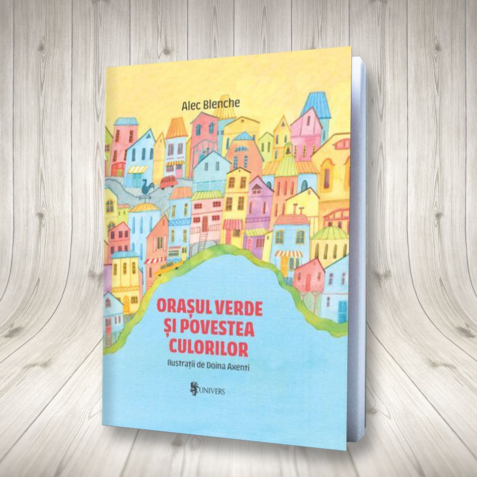 Orașul Verde și Povestea Culorilor