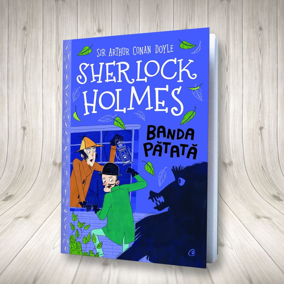 Sherlock Holmes. Banda Pătată