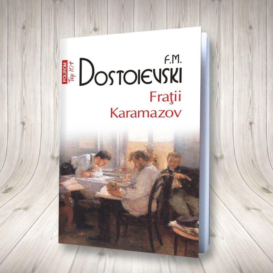 Frații Karamazov (ediție De Buzunar)
