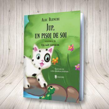 Jup, Un Pisoi De Soi – Vol. 9