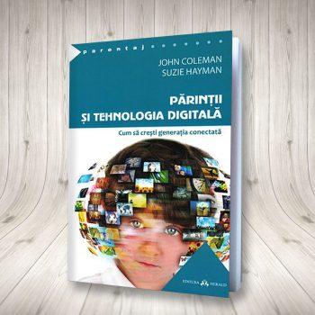 Părinții și Tehnologia Digitală