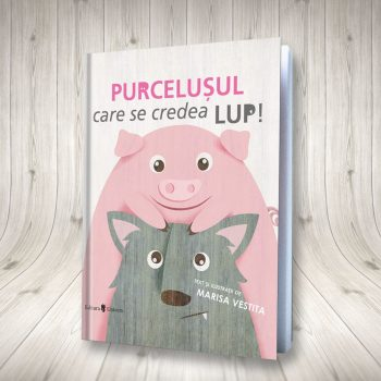 Purcelușul Care Se Credea Lup!