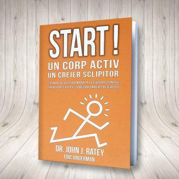 Start! Un Corp Activ – Un Creier Sclipitor
