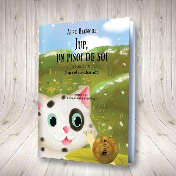 Jup, Un Pisoi De Soi – Vol. 10