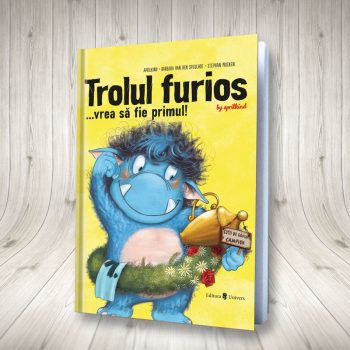 Trolul Furios… Vrea Sa Fie Primul!