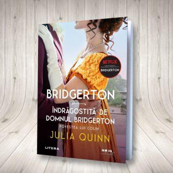 Bridgerton. Îndrăgostită De Domnul Bridgerton – Vol. 4
