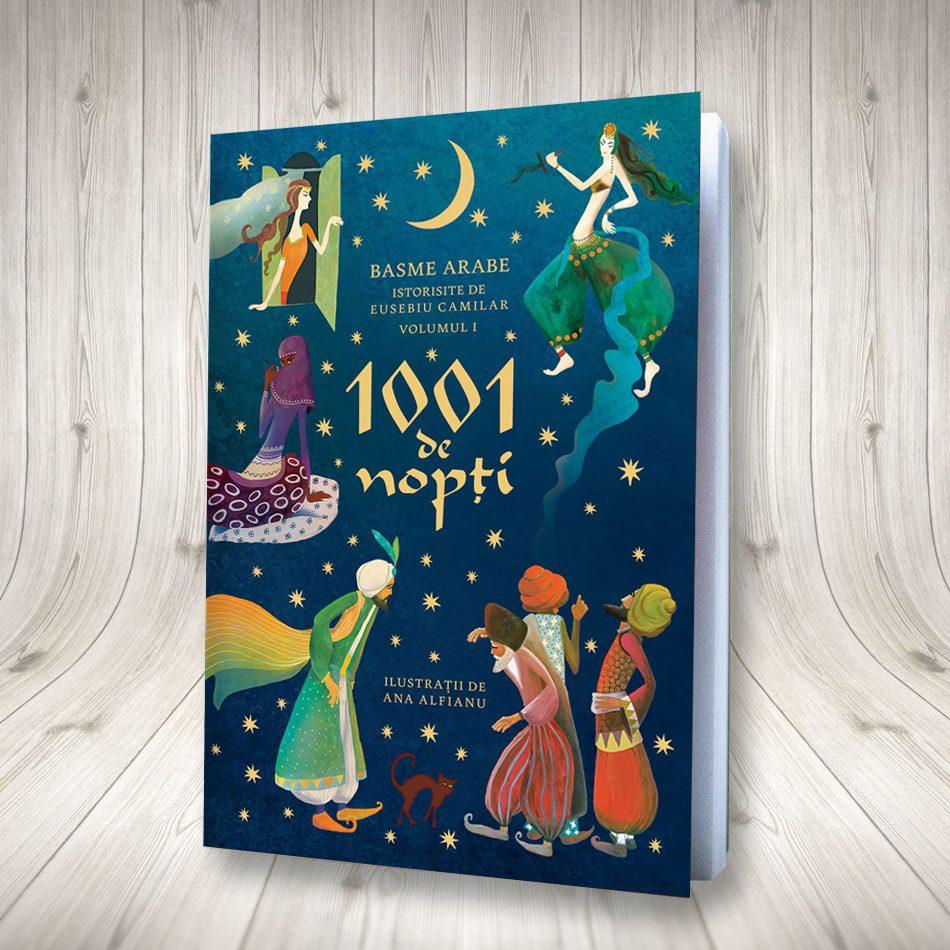 1001 De Nopți – Vol. 1
