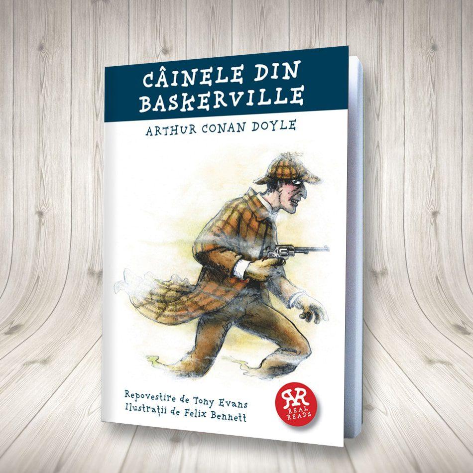 Câinele Din Baskerville (Real Reads)