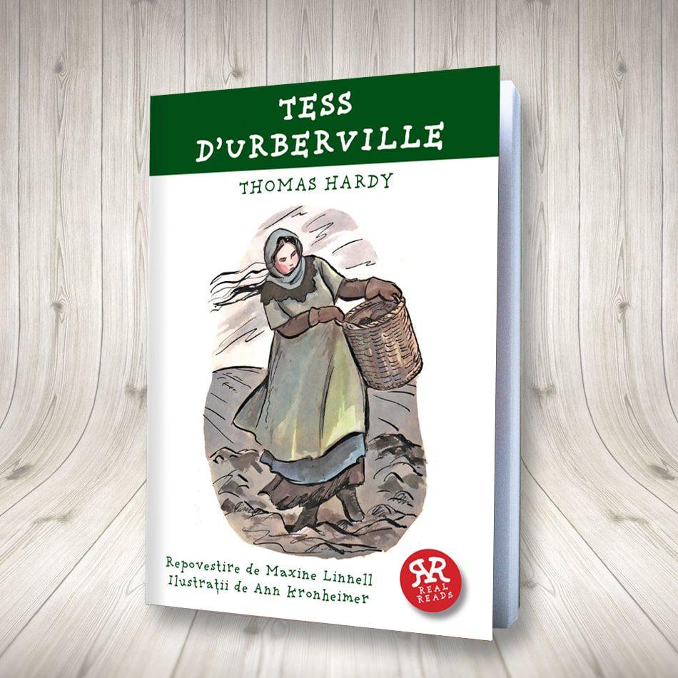 Tess D'Urberville (Real Reads)