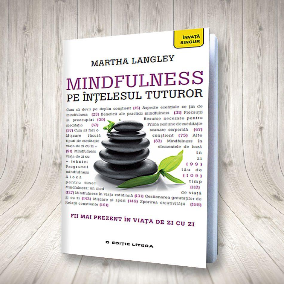 Mindfulness Pe înțelesul Tuturor
